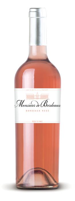 Monsieur de Bordeaux - Bordeaux Rosé